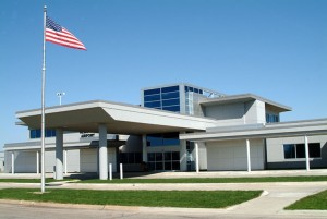 Waterloo Iowa Regional Airport